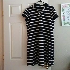 Womens shirt dress